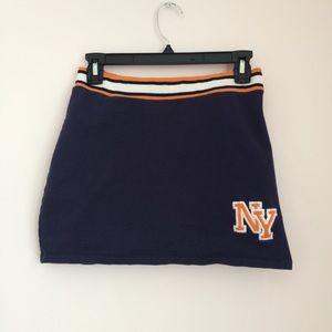 NY Mini Skirt